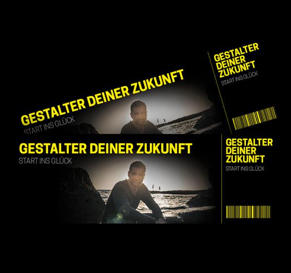 GESTALTER DEINER ZUKUNFT